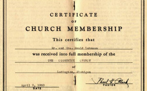 Kamloops church first baptist church of kamloops a membership covenant is a biblical idea with many practical benefits altavistaventures