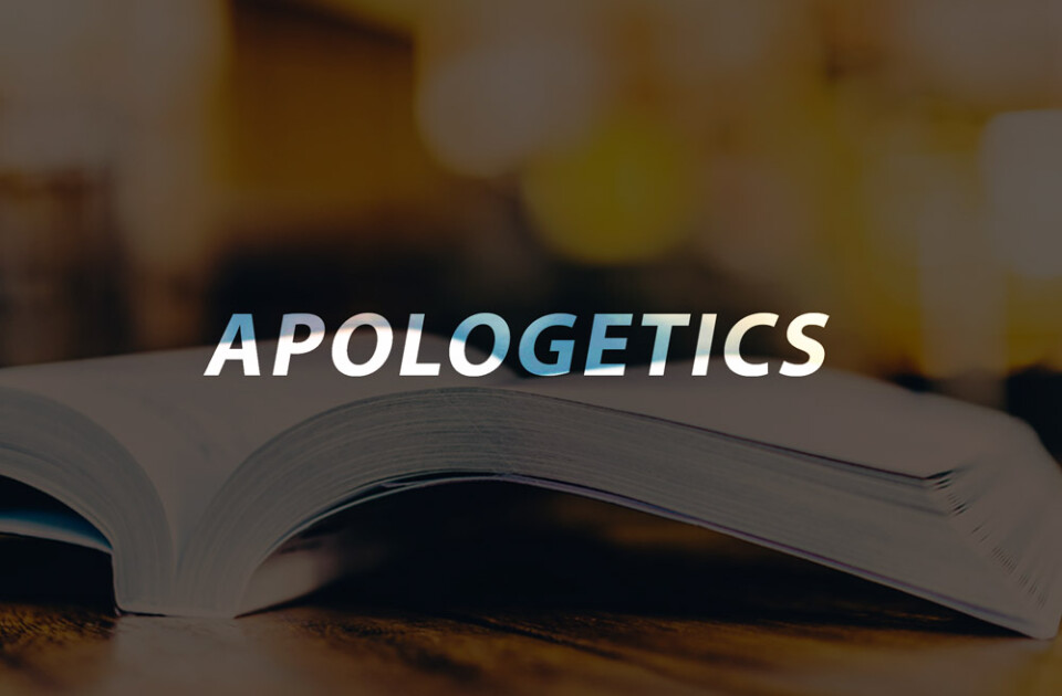 Apologetic's Conference