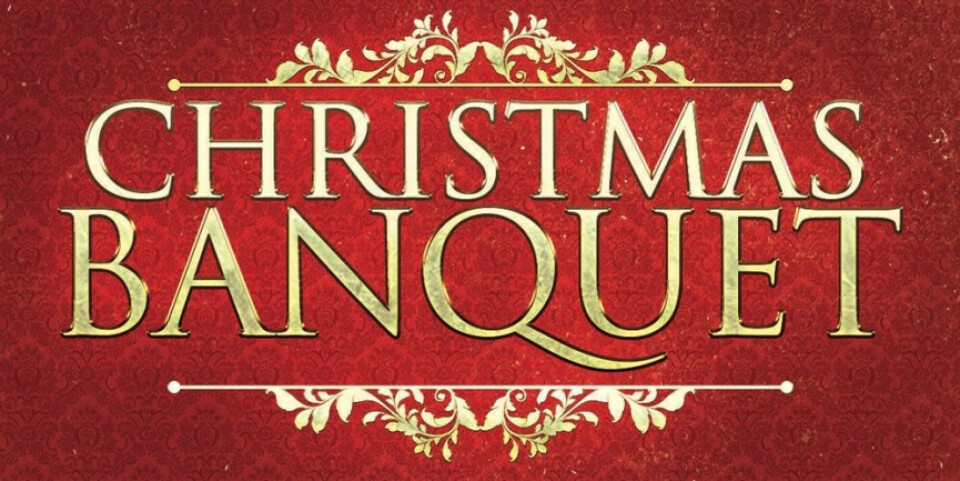 Annual Christmas Banquette and Youth Fundraiser