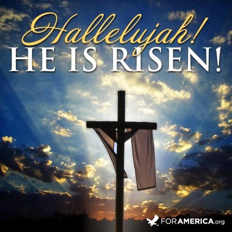 Online Easter Service!