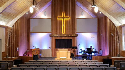 BREAKING: First Baptist is moving to two worship services this Sunday!