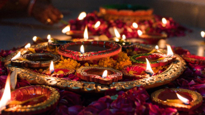 Diwali: Have the Happiest Diwali Ever